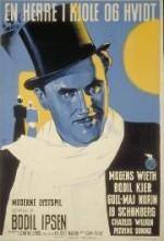 En Herre I Kjole Og Hvidt (1942) afişi
