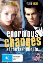 Enormous Changes At The Last Minute (1983) afişi