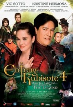 Enteng Kabisote 4: Okay Ka Fairy Ko... The Beginning Of The Legend (2007) afişi