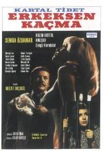 Erkeksen Kaçma (1974) afişi