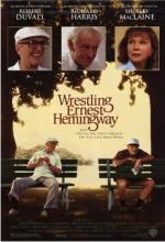 Ernest Hemingway ile Güreşmek (1993) afişi