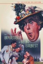 The Importance Of Being Earnest (1952) afişi