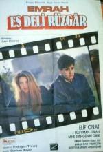 Es Deli Rüzgar (1988) afişi