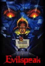 Evilspeak (1981) afişi