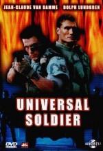 Evrenin Askerleri (1992) afişi