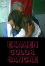Examen Color Sangre