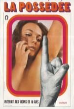 Exponerad (1971) afişi