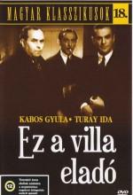 Ez A Villa Eladó (1935) afişi