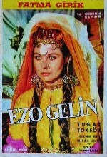 Ezo Gelin (1968) afişi