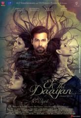 Ek Thi Daayan (2013) afişi