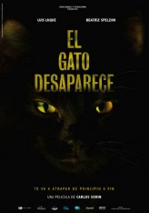 El Gato Desaparece (2011) afişi