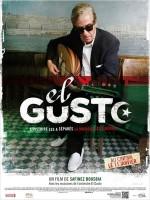 El Gusto (2011) afişi