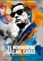 El Hombre de Las Mil Caras (2016) afişi