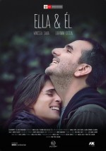 Ella & Él (2015) afişi