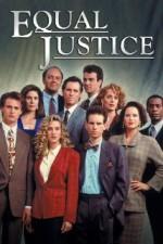 Equal Justice Sezon 1 (1990) afişi