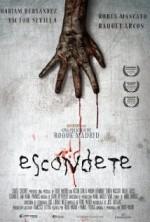 Escóndete (2013) afişi