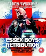 Essex Boys Retribution (2013) afişi