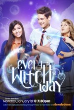 Every Witch Way Sezon 2 (2015) afişi