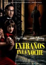 Extraños en la noche (2012) afişi
