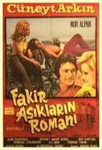 Fakir Aşıkların Romanı (1971) afişi