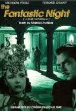 La Nuit Fantastique (1942) afişi