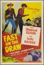 Fast On The Draw (1950) afişi