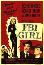 FBI Girl (1951) afişi