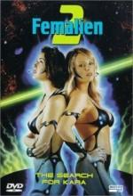 Femalien 2 (1998) afişi
