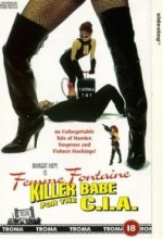 Femme Fontaine: Killer Babe For The C.ı.a. (1994) afişi