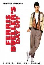 Ferris Bueller'la Bir Gün (1986) afişi