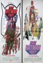 Fight Batman Fight! (1973) afişi