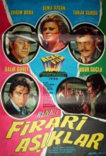 Firari Aşıklar (1970) afişi