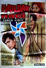 Fırıldak Naci (1965) afişi