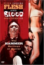 Flesh And Blood: The Hammer Heritage Of Horror (1994) afişi