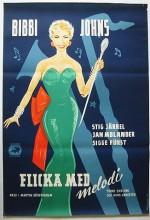 Flicka Med Melodi