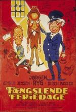 Fængslende Feriedage (1978) afişi