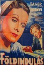 Földindulás (1940) afişi