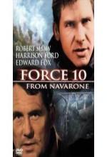 Force 10 From Navarone (1978) afişi