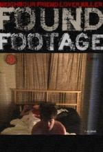 Found Footage (2011) afişi