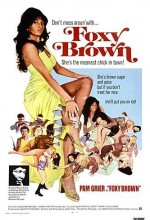 Foxy Brown (1974) afişi