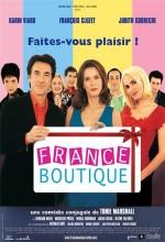 France Boutique (2003) afişi