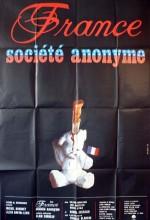France Société Anonyme (1974) afişi