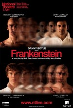 National Theatre Live: Frankenstein (2011) afişi