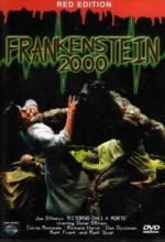 Frankenstein 2000 (1991) afişi