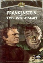 Frankenstein Meets The Wolf Man (1943) afişi