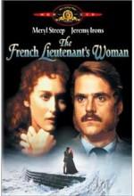 Fransız Teğmen'in Kadını (1981) afişi