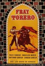 Fray Torero (1966) afişi