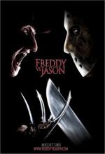 Freddy Jason'a Karşı (2003) afişi