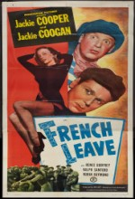 French Leave (1948) afişi