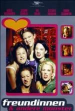 Freundinnen & Andere Monster (1998) afişi